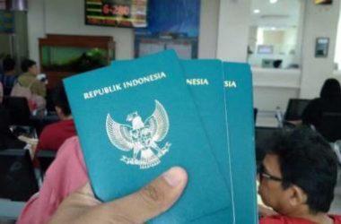 Paspor Anak
