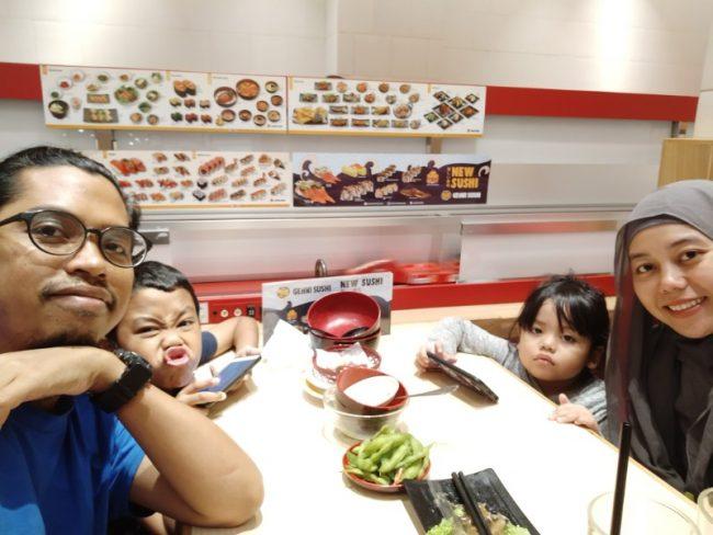 genki sushi grand Indonesia 4