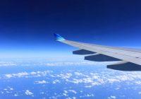 larangan foto di kabin pesawat